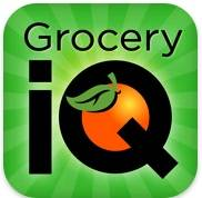 Grocery-IQ iphone app logo shopping list made simple getsnazzy